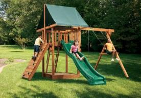 Escalade Sports Recalls Oasis Playsets Due to Fall Hazard