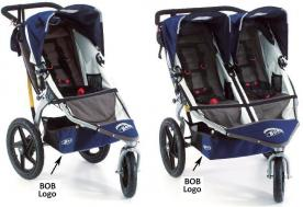 Jogging Strollers Recalled by B.O.B. Trailers Due to Strangulation Hazard