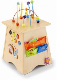 Manhattan Group Recalls Parents Wooden Activity Toys Due to Choking Hazard
