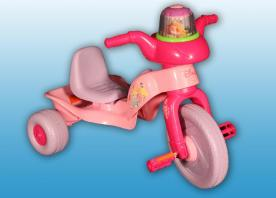 Disney Racing Trike with Replacement Handlebar