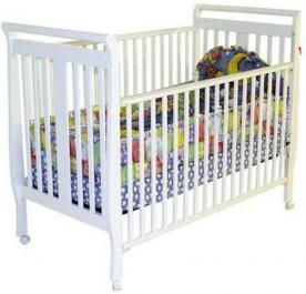 Dream on Me Recalls Drop-Side Cribs Due to Entrapment, Suffocation, Laceration, and Fall Hazards