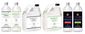 Napa Home & Garden Recalls NAPAfire and FIREGEL Pourable Gel Fuel Due to Fire and Burn Hazards
