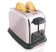 Hamilton Beach Recalls Toasters Due to Fire Hazard