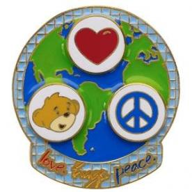 Build-A-Bear Workshop Recalls Lapel Pins Due to Violation of Lead Paint Standard