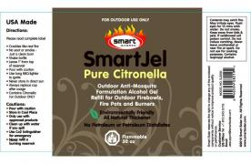 Smart Solar Recalls Pourable Gel Fuel Due to Burn and Flash Fire Hazards