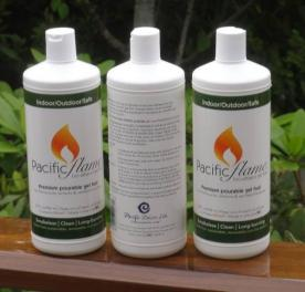 Pacific Décor Recalls Pourable Gel Fuel Due to Burn and Flash Fire Hazards
