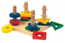 Guidecraft Twist 'n Sort Toy