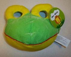 Target Recall Children's Frog Masks Due to Suffocation Hazard