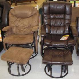 Big Lots Recalls Glider Recliners with Ottomans Due to Entrapment and Finger Crushing Hazards