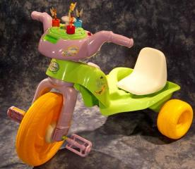 Kiddieland Recalls Disney-branded Fairies Plastic Trikes Due to Laceration Hazard