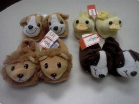 Children's Animal Slippers Recalled Due to Choking Hazard; Sold Exclusively at Family Dollar Stores