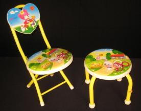 Children's Chairs and Stools Recalled by Elegant Gifts Mart Due to Violation of Lead Paint Standard
