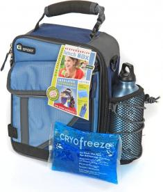 Expandable Lunch Boxes Recalled by California Innovations Due to Freezer Gel Pack Ingestion Hazard