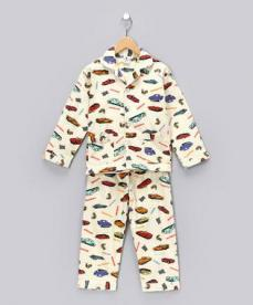 Papa Bear Loungeabouts Children's Pajamas Recalled by Retailers Due to Violation of Federal Flammability Standard