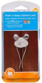 Safety 1st Cabinet Locks Recalled Due to Lock Failure; Children Can Gain Unintended Access to Dangerous Items