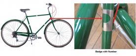 Public Bikes Recalls Bicycles Due to Fall Hazard