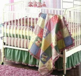 Nan Far Woodworking Recalls to Repair Drop-Side Cribs Due to Entrapment, Suffocation and Fall Hazards; Sold Exclusively at jcpenney