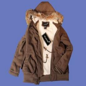 Girls' Jackets Recalled by Louise Paris; Waist Drawstrings Pose Entanglement Hazard; Sold Exclusively at Ross Stores