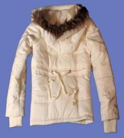 Recalled girls' jacket by Louise Paris