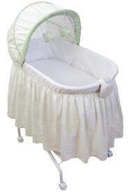 KB022-VER- Tender Vibes Travel Bassinet