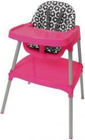 Evenflo Recalls Convertible High Chairs Due to Fall Hazard