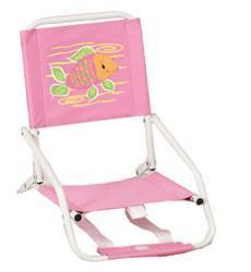 Children's Beach Chairs Recalled by Downeast Concepts Due to Laceration Hazard