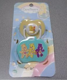 CareBears Pacifier Recalled by IDM Group Due to Choking Hazard