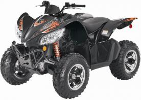 Arctic Cat Recalls ATVs due to Crash Hazard