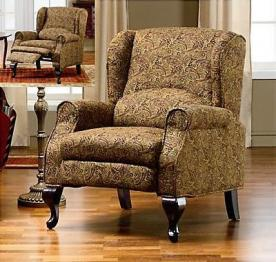 Bluestem Brands and Tone World International Recall Recliner Chair Due to Violation of Lead Paint Standards