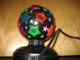 Star Disco Light, style 901651