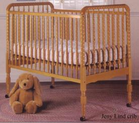 PT Domusindo Perdana Recalls Drop-Side Cribs Due to Entrapment and Suffocation Hazards; Sold Exclusively at  JC Penney