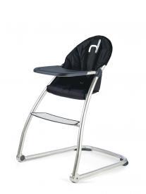 Black BabyHome Eat high chair