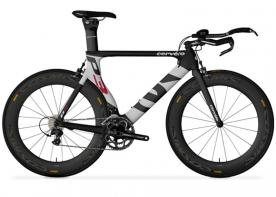 Recalled Cervélo P3 with Shimano Ultegra model with Aura Pro handlebars.