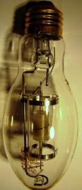 Philips metal halide lamp