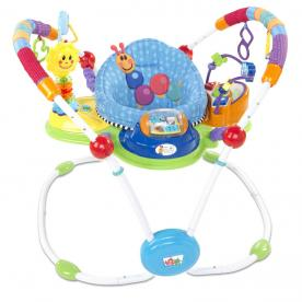Kids II Recalls Baby Einstein Activity Jumpers Due to Impact Hazard; Sun Toy Can Snap Backward