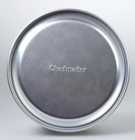 Chefmate logo on underside of 2-quart tea kettle