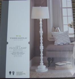 Target Threshold lamp box