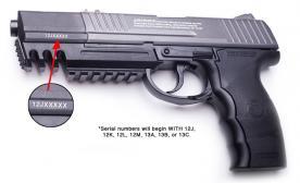 Recalled Crosman C21 model air pistol