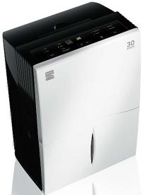 Kenmore dehumidifier model 407.52301210