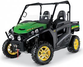 John Deere Recalls Gator Utility Vehicles Due to Fire Hazard