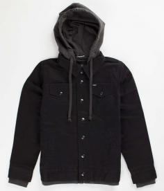 Vans Recalls Boy's Hooded Jackets with Drawstrings Due to Strangulation Hazard