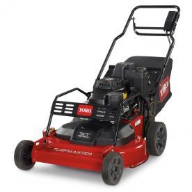 Recalled Toro TurfMaster mower