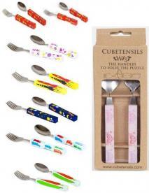 Recalled Cubetensils children's eating utensils