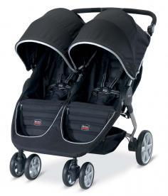 Recalled Britax B-Agile Double stroller