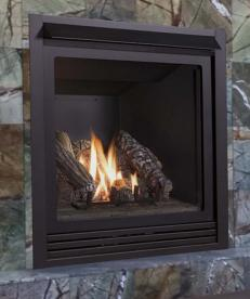 Kozy Heat fireplace