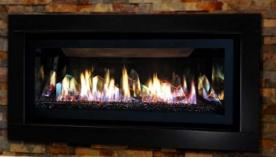 Stellar Hearth fireplace