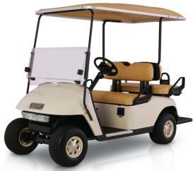 E-Z-GO Recalls Golf, Shuttle, Off-Road Utility Vehicles