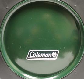 Coleman Northstar Lantern date code location