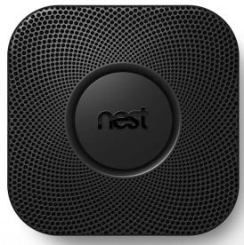 Nest Protect Smoke + CO Alarm - Black