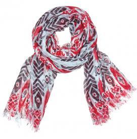 Julie Vos Sierra women's Sierra scarf – raspberry/magenta